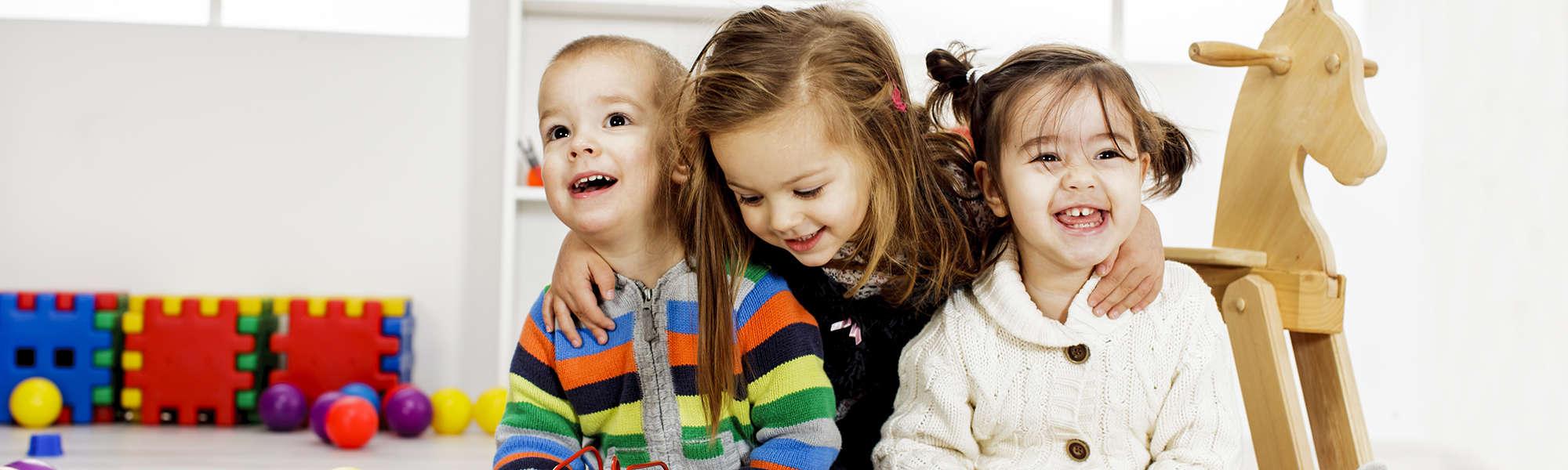 Encouraging Social Development in Your Little One
