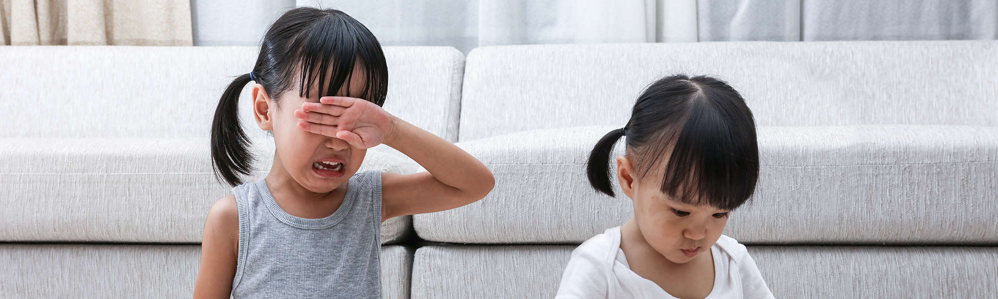 How to Stop Sibling Rivalry and Have a More Peaceful Home