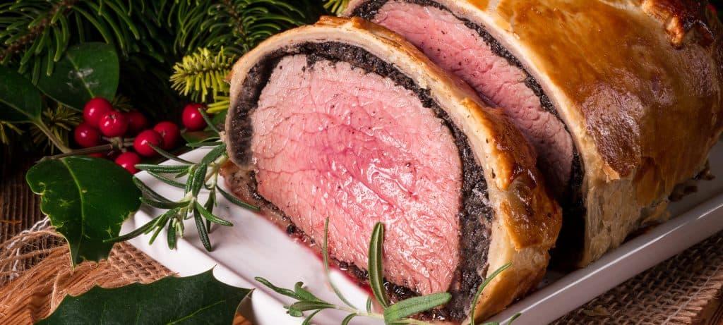 Delicious Christmas recipe - Beef Wellington