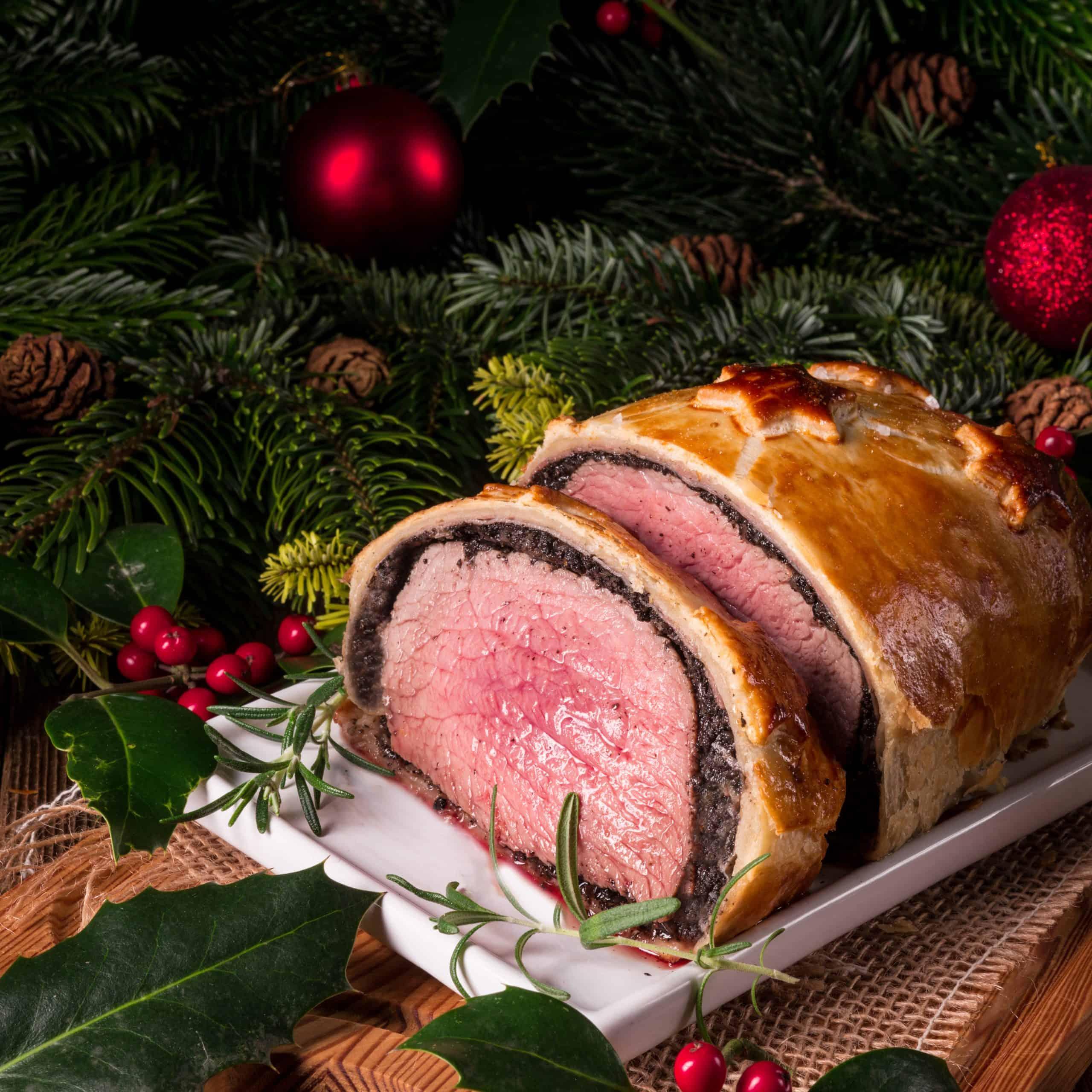 Christmas Recipe - Beef Wellington