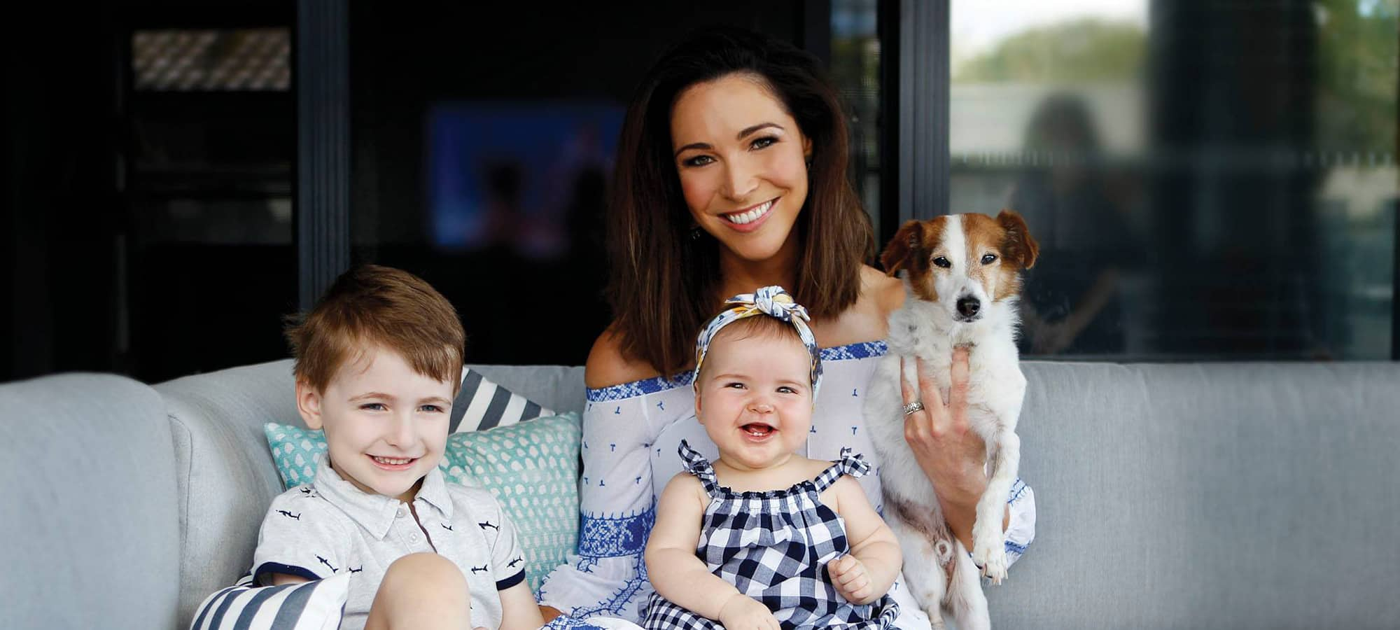 Olympic Athlete Giaan Rooney Shares Her Postpartum Journey