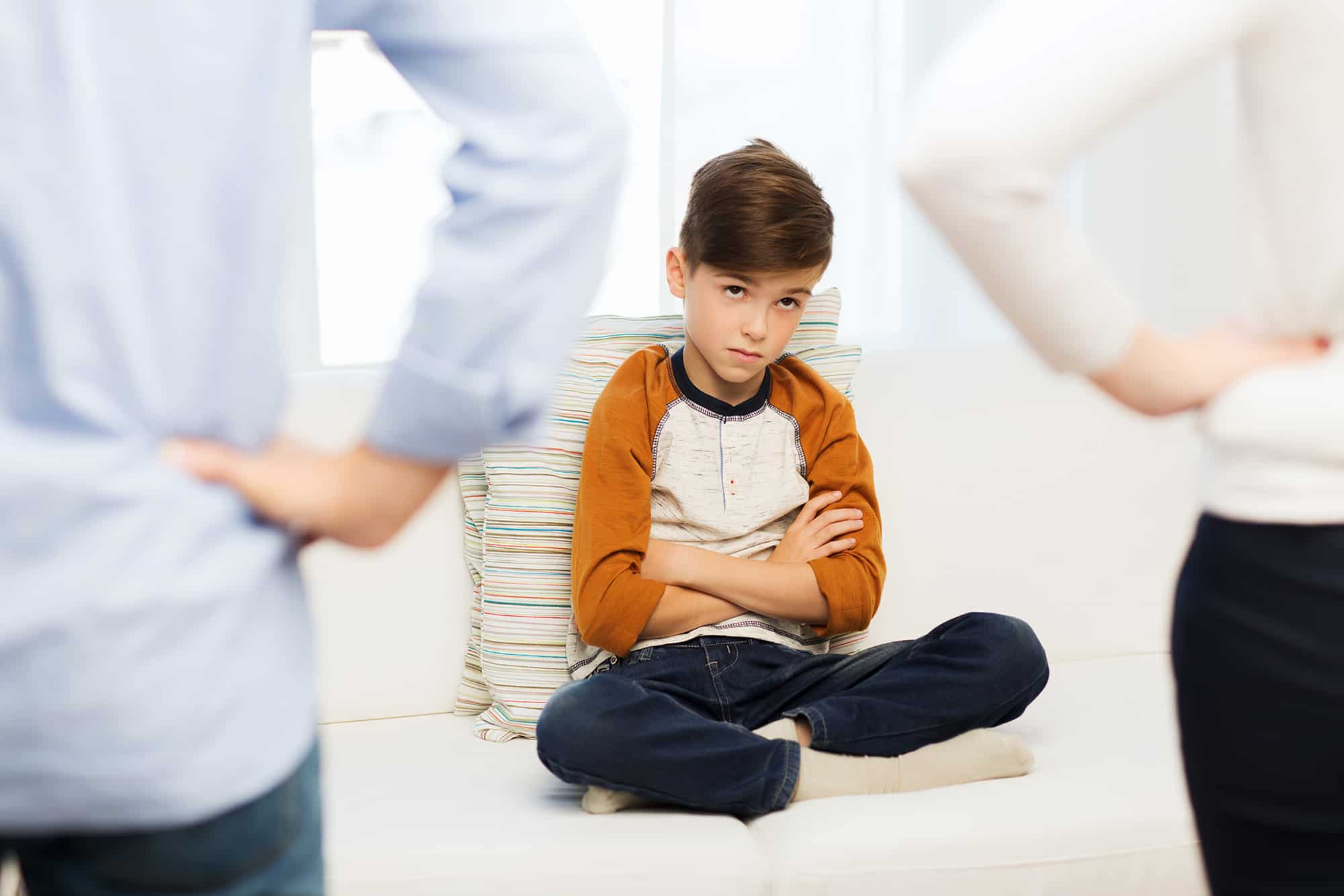 What to Do When Your Child Acts Out