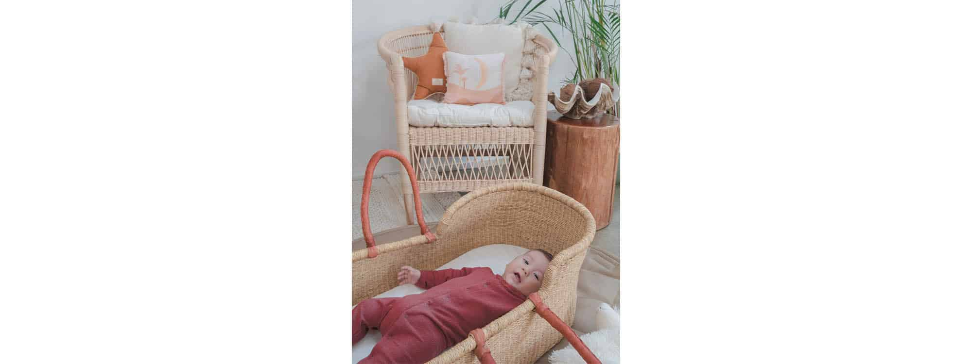 WIN a Baby Moses Basket