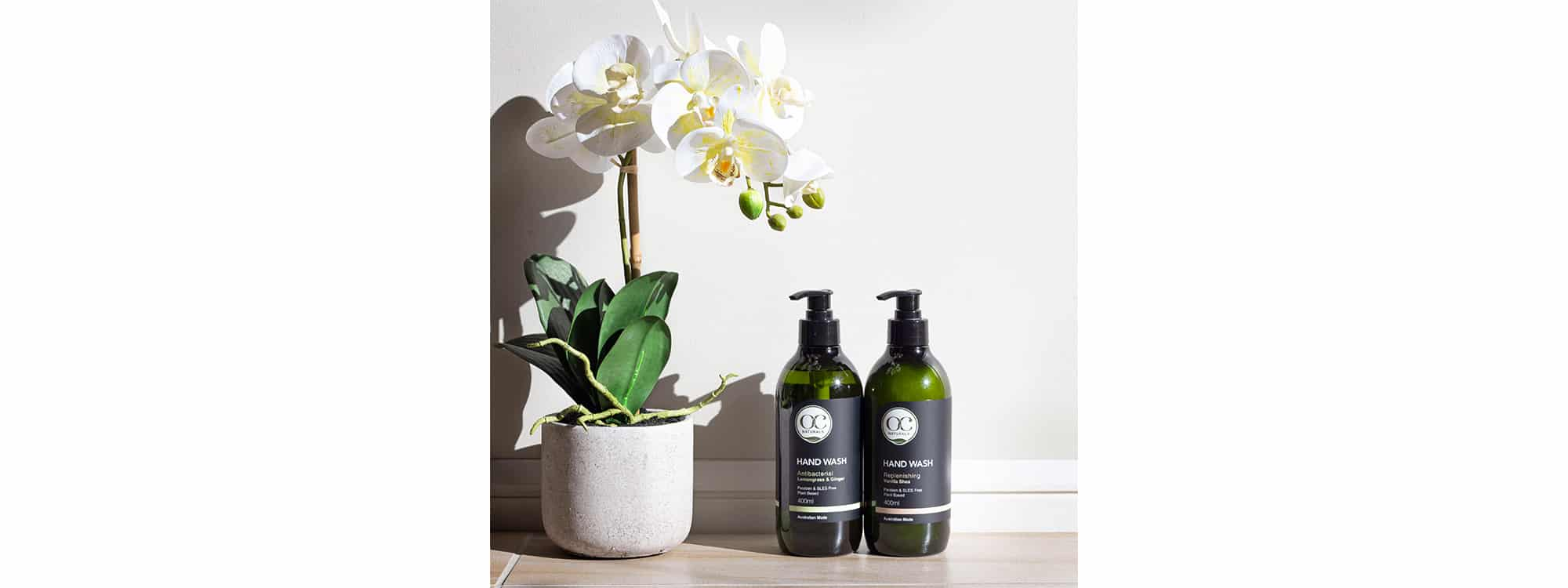 WIN an OC Naturals Hand & Body wash prize pack