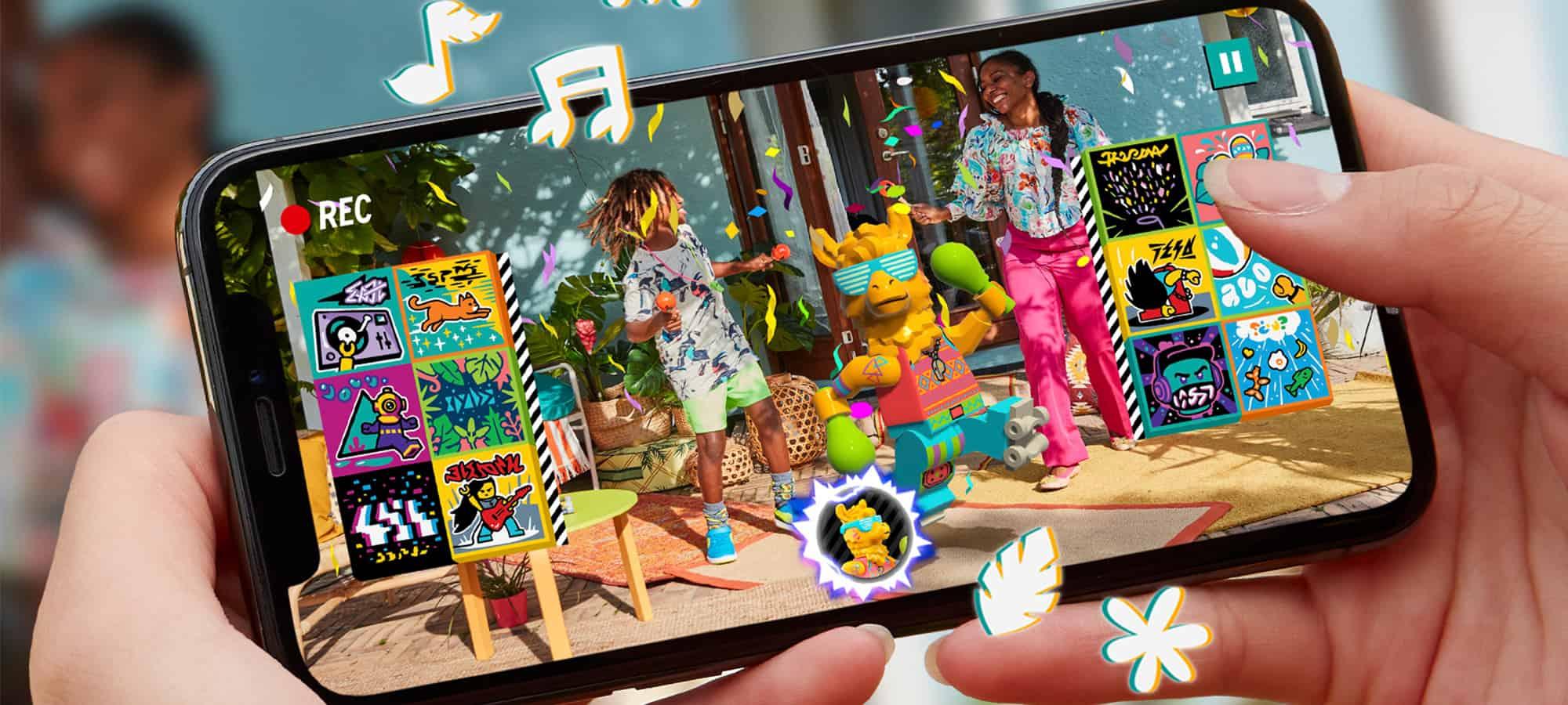 LEGO VIDIYO – The Newest Children's Music Making App
