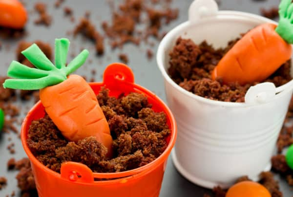 PakMag's Carrot Cake Garden Bucket Easter recipe