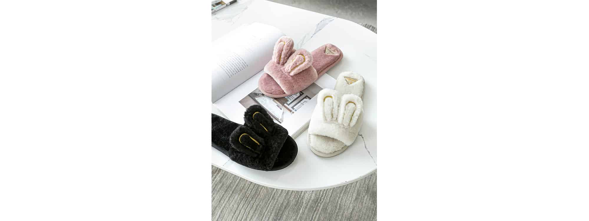 WIN a Bunny Slippers