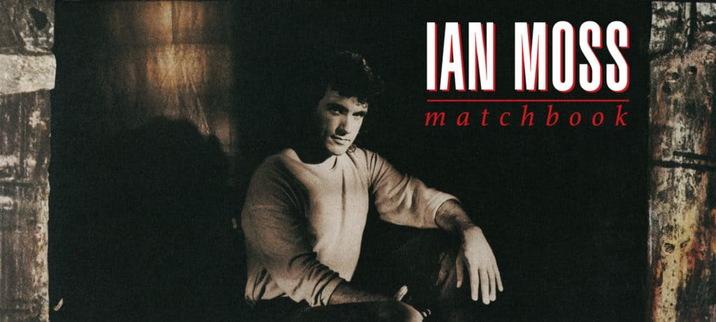 Ian Moss poster