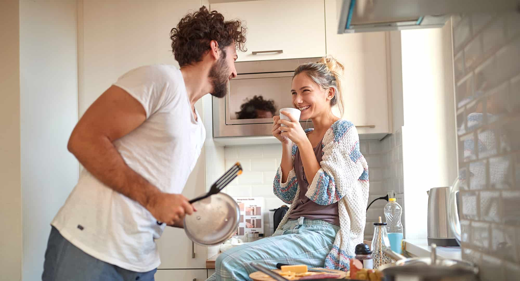 Couple Time – The Importance of Talking, Listening and Having Fun