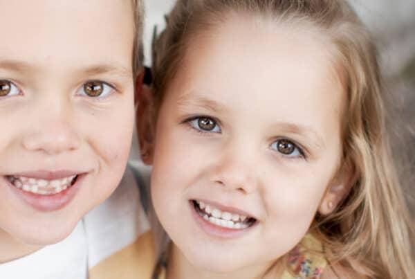 Samantha's children, thomas and pippa