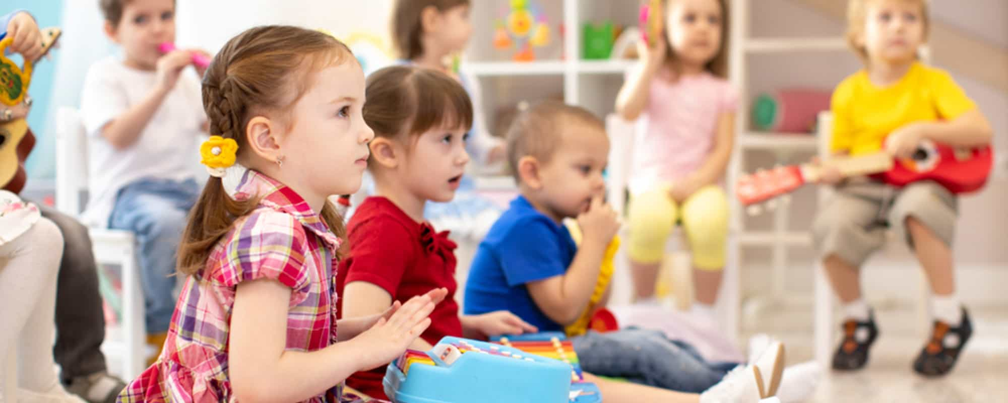 Choosing The Right Kindy