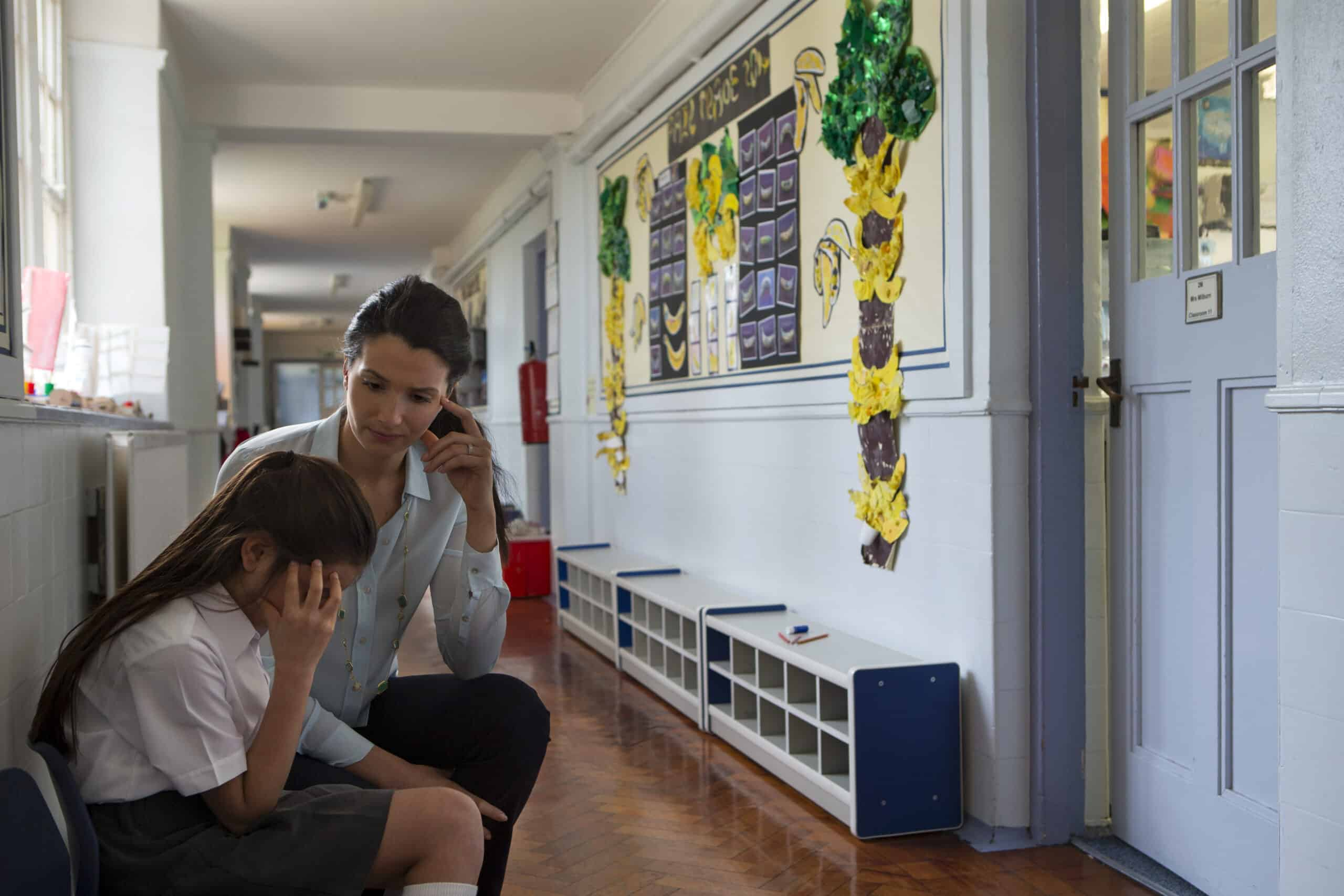 The Reasons Your Child  May Be Falling Behind at School