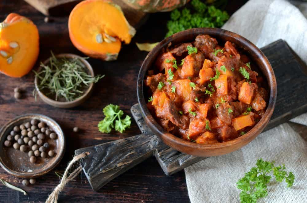 Tasty Lamb Stew