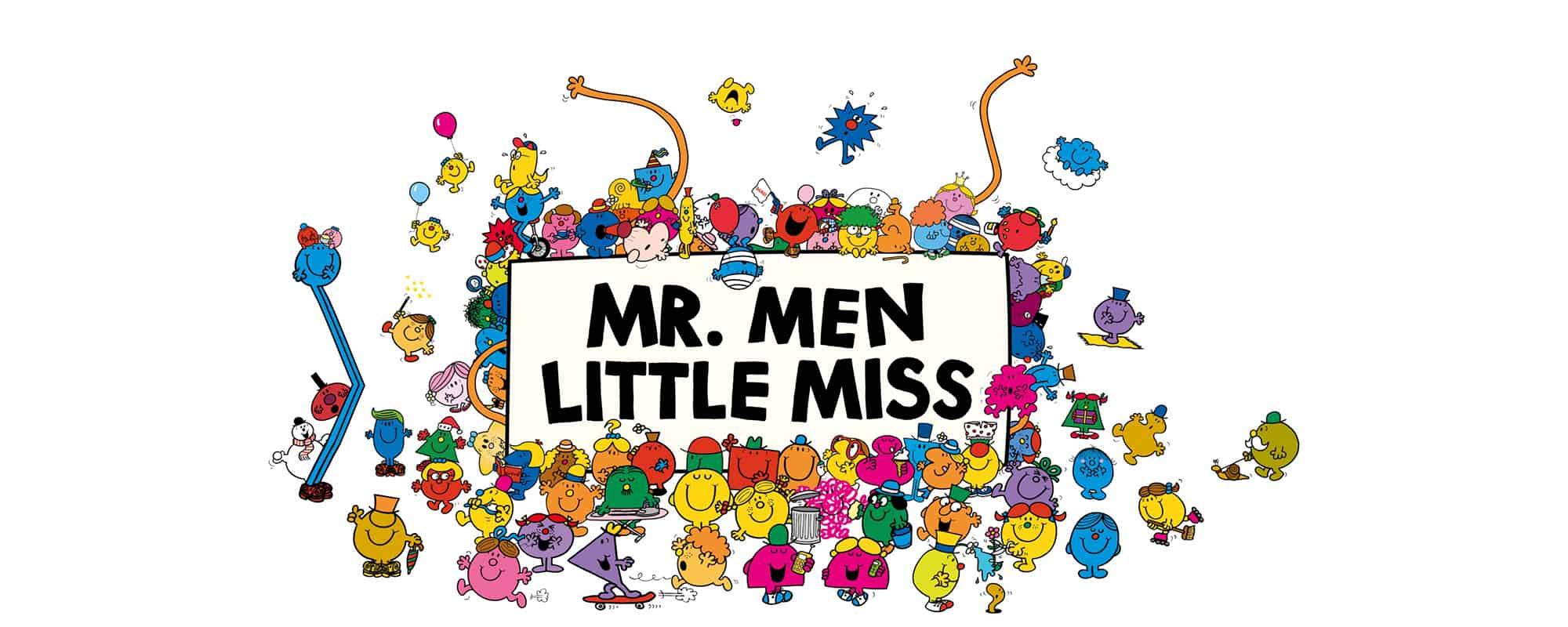 WIN a Mr Men Mr Tickle Limited Edition Anniversary Book