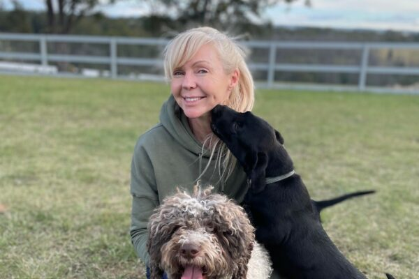 Shae and Otto - The Benefits of Being Kind to Animals