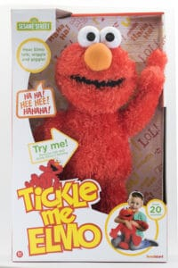 WIN Sesame Street's Tickle Me Elmo