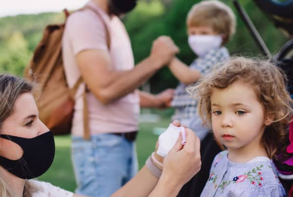 The Real Concerns Of Parents During The Pandemic