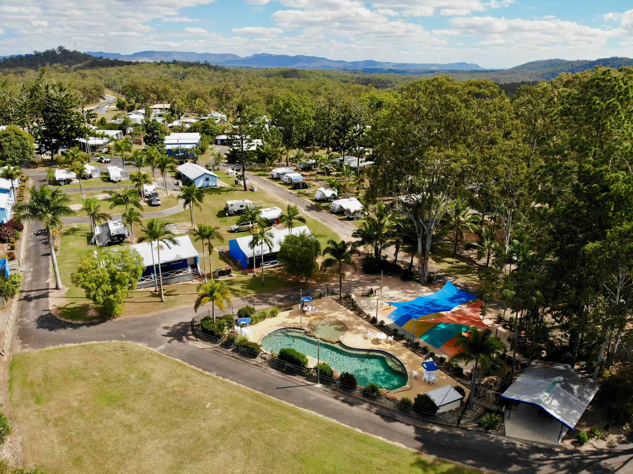Win a $200 voucher for Lake Tinaroo Holiday Park